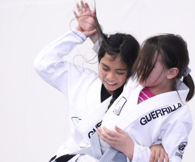 Guerrilla Jiu-Jitsu – Crave the Battle, Not the Glory